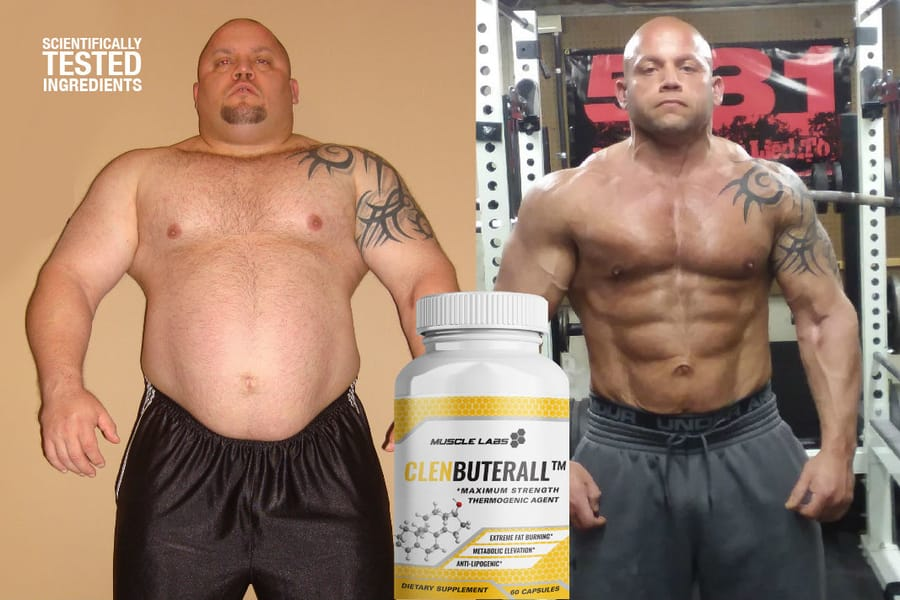 The New Legal Clenbuterol Alternative That Delivers Powerful Thermogenic Fat Loss