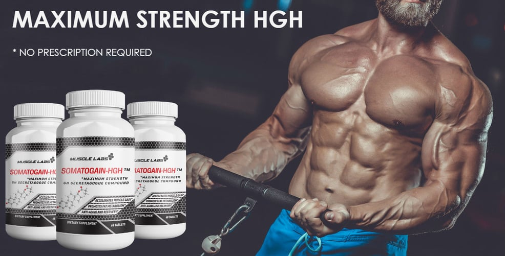 The New Somatogain HGH Secretagogue Is Getting Great Reviews – Is It Right For You ?