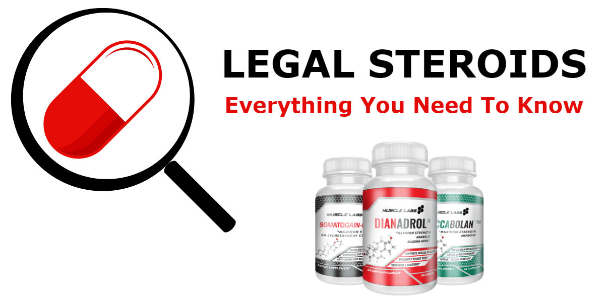 Legal Steroids – How To Know If They Are They Right For You